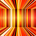 Abstract red orange and yellow retro stripes colorful background rgb eps illustration Royalty Free Stock Images