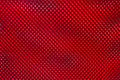 Abstract red spot background image pattern on Stock Photography