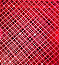 Abstract red square pattern background with highlights and shadow black Stock Images