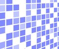Abstract round pixel points mosaic background Royalty Free Stock Photography