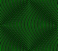 Abstract seamless background of green, black stripes, spots