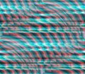 Abstract seamless background of white and pink, blue stripes, spots Royalty Free Stock Photo