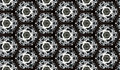 Abstract seamless bitmap background pattern texture tile an grafitti Royalty Free Stock Image