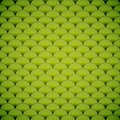 Abstract seamless green background with circles. Stock Image