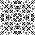 Abstract Seamless Pattern [2] Royalty Free Stock Image