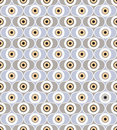 Abstract seamless pattern. geometric ornament Stock Photo