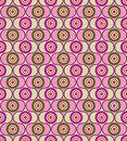 Abstract seamless pattern. geometric ornament Stock Photos
