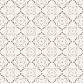 Abstract seamless pattern with geometric shapes.