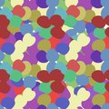 Abstract seamless pattern for girls, boys, sportswear, clothes. Creative background. Funny wallpaper for textile and fabric