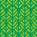 Abstract  seamless pattern green leaves Stock Images