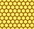 Abstract seamless pattern of honeycomb form Stock Images