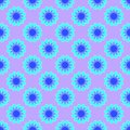 Abstract pattern on the light violet background