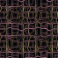 Abstract seamless pattern illustration of marbled plaid texture