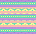 Abstract seamless pattern in pastel colors Royalty Free Stock Photography