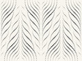Abstract seamless pattern of smooth lines and halftones. Elegant geometric forms.