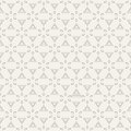 Abstract seamless pattern of symmetrically arranged triangles and diamonds.