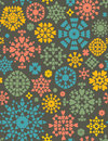 Abstract seamless pattern texture with bright colors for wallpapers background fills Royalty Free Stock Images