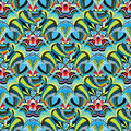 Abstract seamless pattern vector illustration Royalty Free Stock Photo