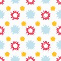 Abstract seamless pattern. Vector illustration for your design