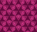 Abstract seamless pattern violet purple futuristic Royalty Free Stock Photography