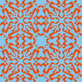 Abstract seamless repeat pattern Stock Photo