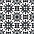 Abstract seamless repeat pattern Royalty Free Stock Photos