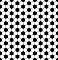 Abstract seamless soccer pattern.