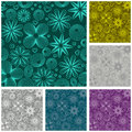 Abstract seamless texture vector illustration eps Royalty Free Stock Images