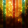 Abstract shine background colorful with bokeh Royalty Free Stock Photos