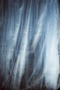 Abstract shiny tulle fabric studio shot Royalty Free Stock Images