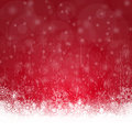abstract snow flakes background Royalty Free Stock Photo