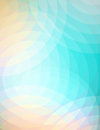 Abstract Soft Circles Background Illustration Royalty Free Stock Photo