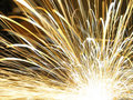 Abstract sparks background Royalty Free Stock Image