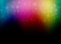 Abstract spectrum color background Royalty Free Stock Photo