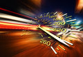 Abstract speed Royalty Free Stock Photos