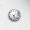 Abstract sphere background Royalty Free Stock Photo