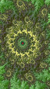 Abstract Spiral Background - D...