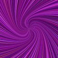 Abstract spiral ray background - vector illustration from swirling rays in color tones Royalty Free Stock Photo