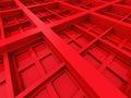 Abstract Square Design Archite...