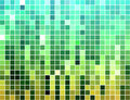 Abstract square tiled mosaic background Royalty Free Stock Photo