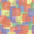Abstract squares seamless children background
