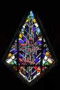 Abstract stained glass Stock Images