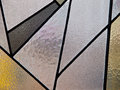 Abstract stained glass Stock Photo