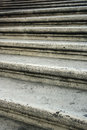 Abstract stairway detail of old marble Royalty Free Stock Images