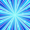Abstract Star Burst Ray Background Blue Royalty Free Stock Photo