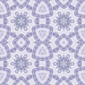 Abstract star pattern purple gray