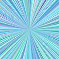 Abstract starburst background from radial stripes Royalty Free Stock Photo