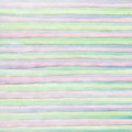 Abstract strip watercolor hand painted background paper texture Royalty Free Stock Photography