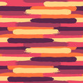 Abstract striped colorful background. Seamless vector pattern Royalty Free Stock Photo