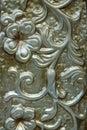 Abstract stylish texture emboss alloy aluminum brush Royalty Free Stock Photo